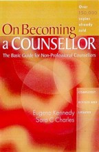 On Becoming a Counsellor, 3rd ed.