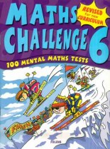 Maths Challenge 6 - 6th Class